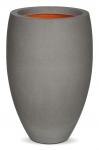 Blumenvase Capi Tutch grau