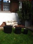 Kunststoffeinsatz Pflanzeinsatz 40cm