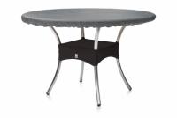 Eigbrecht 140106 Gartenmöbel Schutzhülle für Tischplatte, ohne Abhang rechteckig 180x100cm