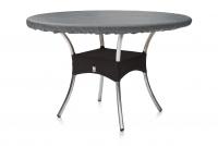 Eigbrecht 140139 Gartenmöbel Schutzhülle für Tischplatte, ohne Abhang rechteckig 130x90cm