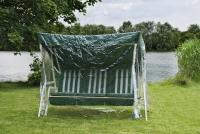 Eigbrecht 142034 Gartenmöbel Schutzhülle für Gartenschaukel 215x138x180cm