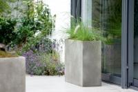 Fiberglas Blumenkasten Esteras Craven 80er Concrete