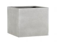Fiberglas Pflanzkübel Esteras Lincoln Warm Concrete 67