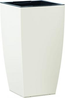 Emsa Casa Brilliant Blumentopf weiß 57cm