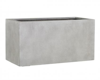 Blumenkasten Esteras Rushden warm concrete 77cm