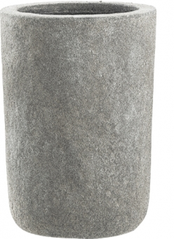 Blumenkübel Esteras Osset old stone grey 67cm