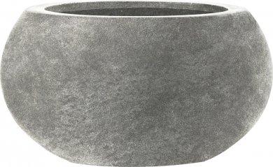 Fiberglas Pflanzkübel Esteras Celbridge Old Stone grey 37