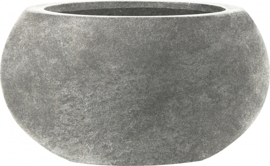 Fiberglas Pflanzkübel Esteras Celbridge Old Stone grey 57
