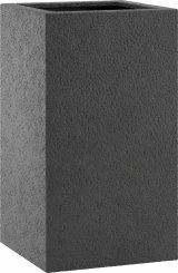 Pflanzkübel Esteras Dundee Basalt Black 47cm