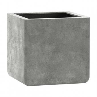 Blumenkübel Esteras Cavan old stone grey 47cm