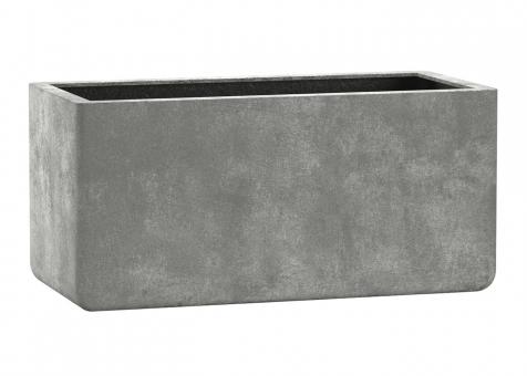 Blumenkasten Esteras Ulster old stone grey 77cm