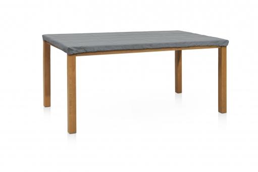 Eigbrecht 146106 Abdeckhaube Schutzhülle für Gartentischplatte rechteckig 180x100cm