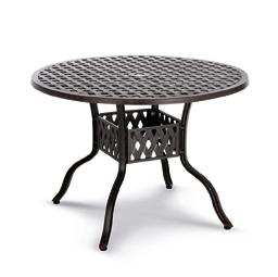 Best Tisch Antigua D106cm