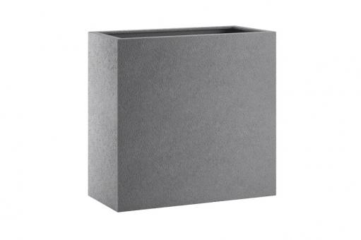 Blumenkasten Bronley 80 Basalt Grey