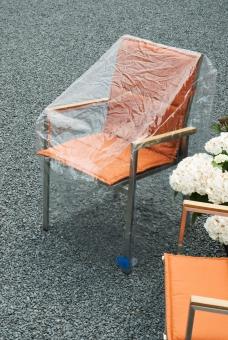 Eigbrecht 142255 Abdeckhaube Schutzhülle für Hochlehner 63x63x100/65cm