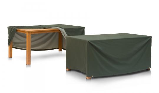 eigbrecht 146149 abdeckhaube schutzh lle mit abhang f r gartentisch 140x95x70cm. Black Bedroom Furniture Sets. Home Design Ideas