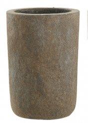 Blumenkübel Esteras Osset old stone brown