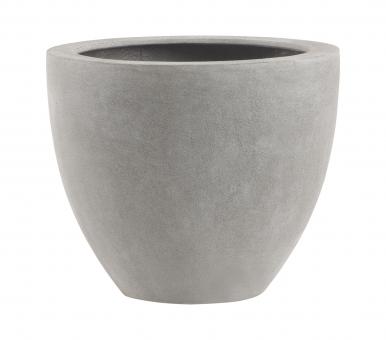 Blumenkübel Esteras Tralee warm concrete D 50cm H42cm