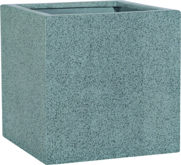 fiberglas pflanzk bel esteras arnhem grau 27cm hoch. Black Bedroom Furniture Sets. Home Design Ideas