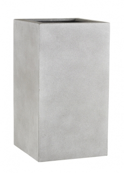 Pflanzkübel Esteras Dundee Warm Concrete 47cm