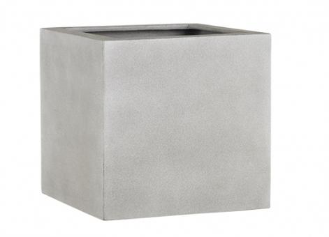 Fiberglas Pflanzkübel Esteras Lisburn Warm Concrete 27cm hoch