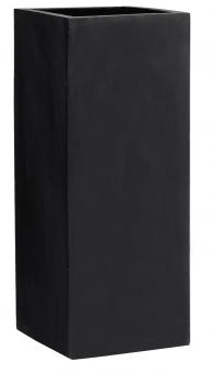 Pflanzkübel Esteras Wells Black 87cm