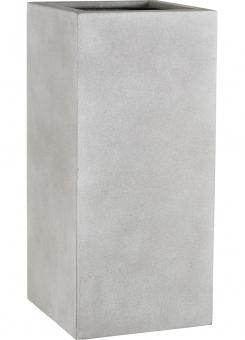 Pflanzkübel Esteras Wells warm concrete 87cm