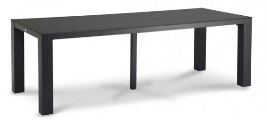 best gartentisch livorno rechteckig anthrazit. Black Bedroom Furniture Sets. Home Design Ideas