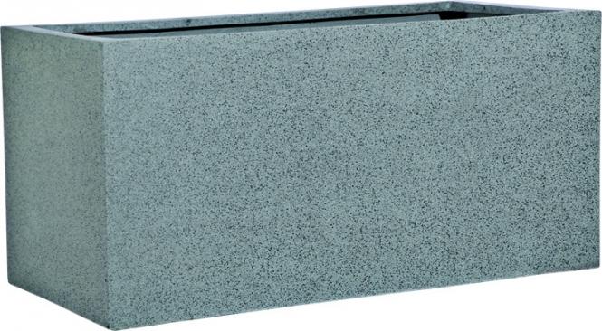 fiberglas blumenkasten esteras buren grau 97cm lang. Black Bedroom Furniture Sets. Home Design Ideas