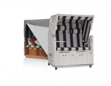 eigbrecht 146325 abdeckhaube schutzh lle f r strandkorb 135x90x158cm. Black Bedroom Furniture Sets. Home Design Ideas