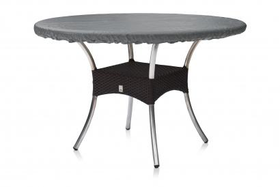 eigbrecht 140276 gartenm bel schutzh lle f r tischplatte rund 100 120cm. Black Bedroom Furniture Sets. Home Design Ideas