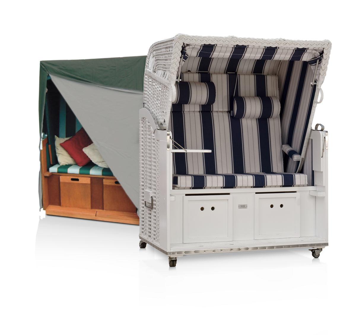 eigbrecht 146324 abdeckhaube schutzh lle f r strandkorb. Black Bedroom Furniture Sets. Home Design Ideas
