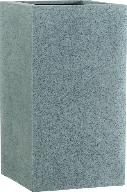 fiberglas pflanzk bel esteras deventer grau 67cm hoch. Black Bedroom Furniture Sets. Home Design Ideas