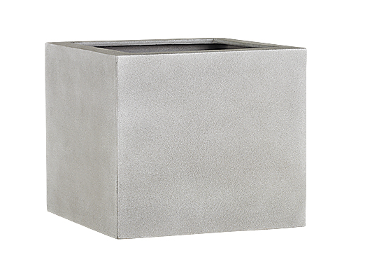 Fiberglas Pflanzkübel Esteras Lincoln Warm Concrete 57