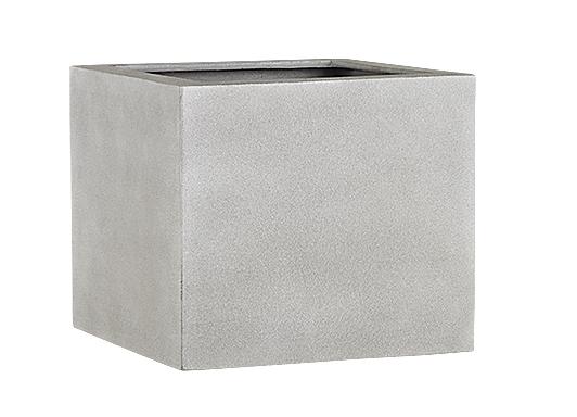 Fiberglas Pflanzkübel Esteras Lincoln Warm Concrete 37